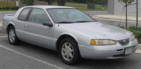 how make cars 1995 mercury cougar instrument cluster mercury cougar wikipedia