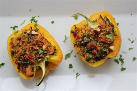 Detox Stuffed Peppers by 24 Best Detox Recipes Images On