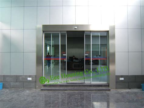 Glass Door For Shop Aliexpress Buy Commercial Automatic Sliding Door For Office Automatic Sliding Glass Door