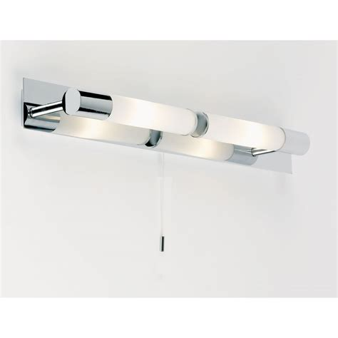 Chrome Bathroom Light Pull El 258 Wb Enluce Bathroom Chrome Finish Wall Light With Pull Switch Wall Lights From Mail