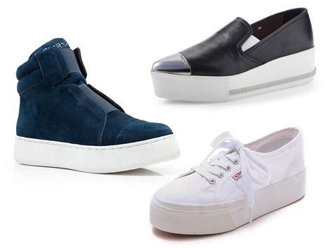 10 best platform sneakers rank style