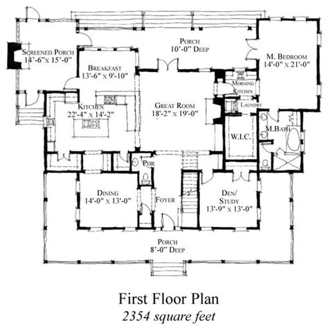historic house floor plans country historic house plan 73854