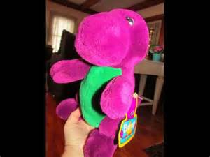 Barney Backyard Gang Doll The Barney Byg Doll 1992 Version Youtube