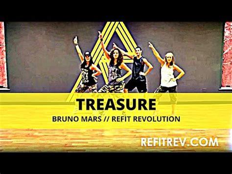 tutorial dance treasure bruno mars treasure easy dance choreography fun to learn