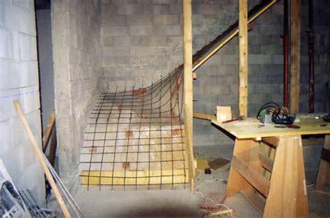 Comment Construire Un Escalier En Béton 3795 by Pin Ferraillage Coffrage Et Coulage Du B 233 Ton L Escalier