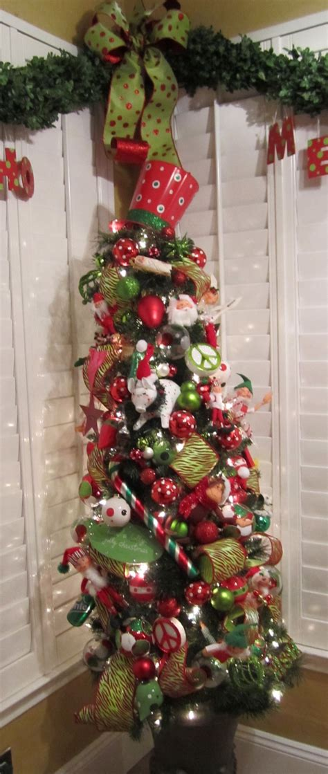 167 small kitchen christmas tree christmas pinterest