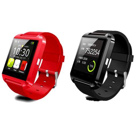 top android smart watches best bluetooth smart u8 u80 wrist u smartwatch wrist for android and iphone 4
