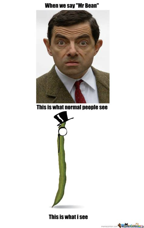 Mr Bean Memes - mr bean by vincharello meme center