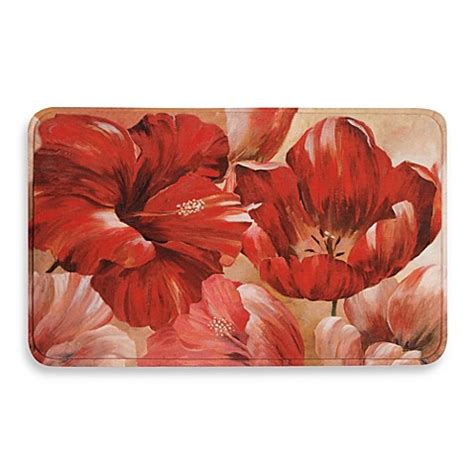 Poppy Kitchen Rug Buy Rug For Kitchen From Bed Bath Beyond