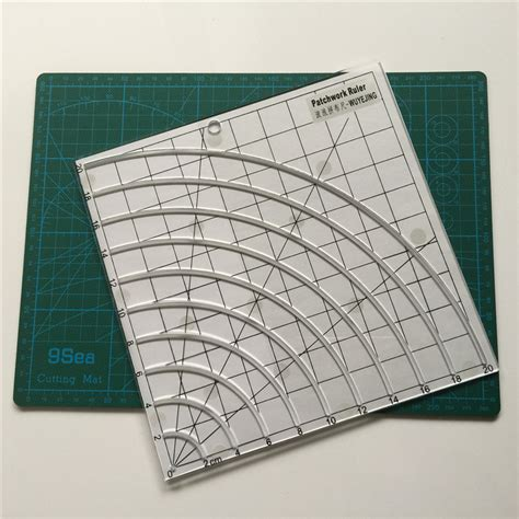 Cutting Rulers For Quilting by Free Shipping 1 Pcs Patchwork Ruler Sewing Quilting Foot