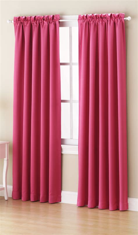 curtains pink kylee energy saving curtains pink lichtenberg window
