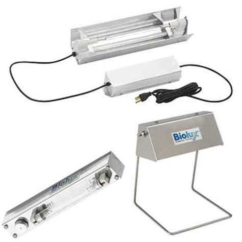 Germicidal Uv Light Fixtures Biolux Germicidal Uv L