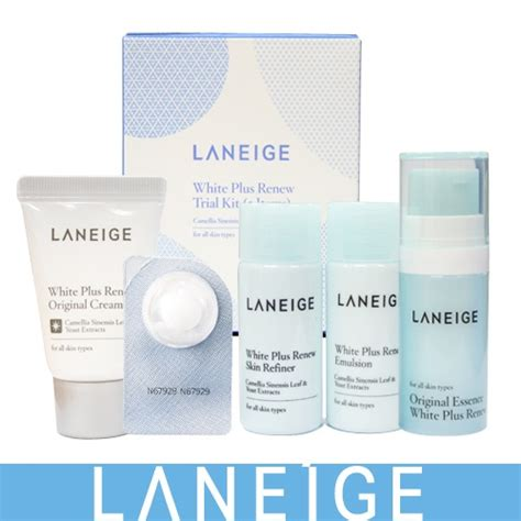 Harga Laneige White Plus Renew Original laneige white plus renew trial kit