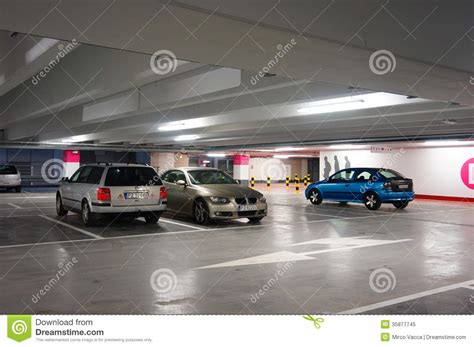 3 Car Garage Designs parking garage editorial image image 35877745