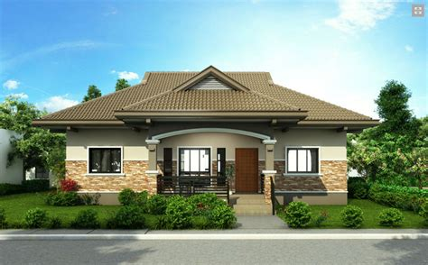3 Bedroom 3 Bath Floor Plans by Single Storey Bungalows Plan Amazing Architecture Magazine