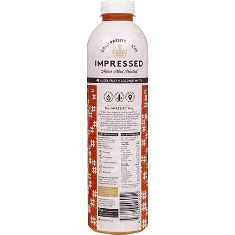 Product Citrange Juice Side Juicer impressed cold pressed juice side up 1l woolworths