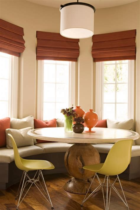 Bay Window Banquette by Banquettes The Built Ins