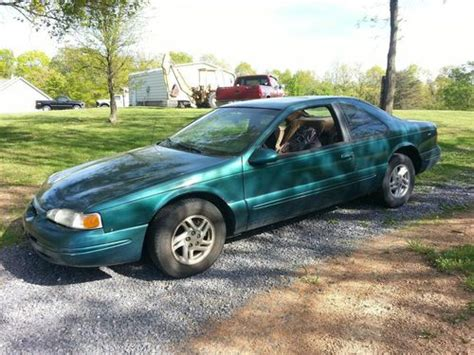 1996 ford thunderbird lx 4 6l v 8 automatic since mid year 1995 for north america u s specs find used 1996 ford thunderbird lx 4 6 v8 in clear brook virginia united states for us 1 200 00