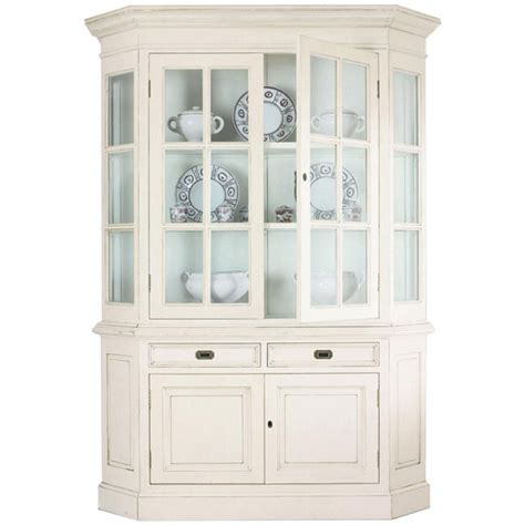 large white armoire oka