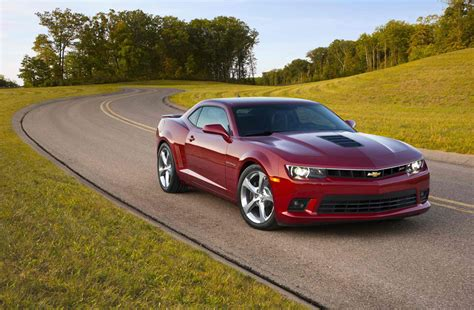 2014 chevrolet camaro ss review specs pictures