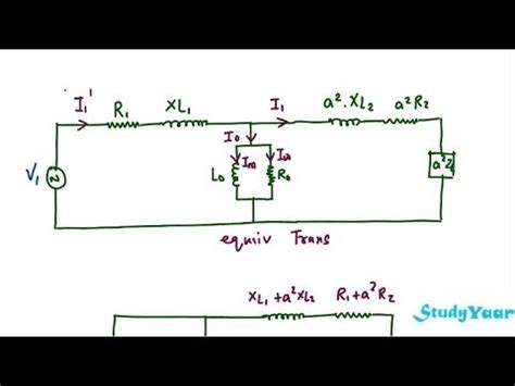 transformer impedance reflected transformer impedance transformations reflecting z to primary and secondary