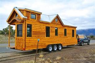 superb craftsmanship defines this 30 tiny house on wheels