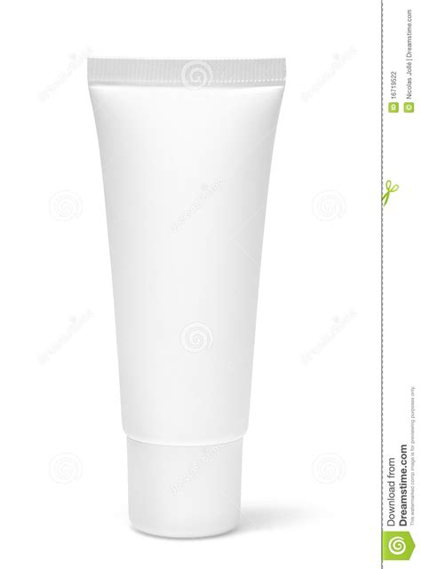 bathroom design template blank white cosmetic tube stock illustration image of