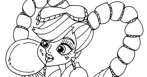 monster high sweet screams coloring pages free printable monster high coloring pages draculaura
