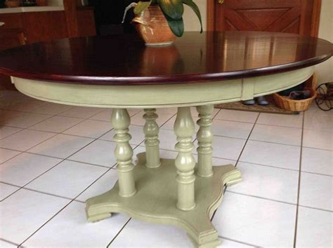 Refinished Dining Table Refinish Dining Room Table Marceladick