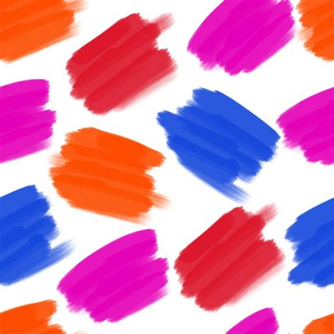 colored stain colored stains pattern vector free