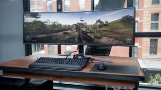 Monitor Samsung Chg90 samsung chg90 qled gaming monitor review techradar