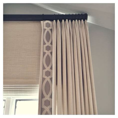 decorative trim for curtains 17 best images about curtains bedding pillow ideas