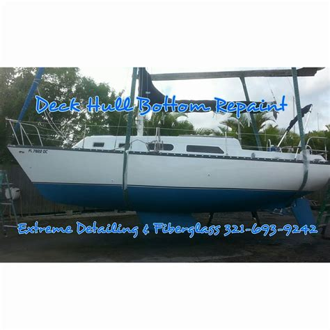 fiberglass boat repair melbourne fl extreme detailing and fiberglass home facebook