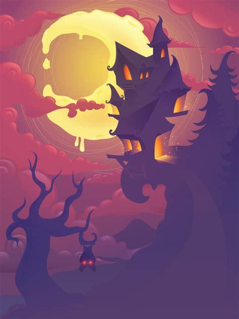 adobe illustrator pattern creation create a mysterious halloween scene in adobe illustrator
