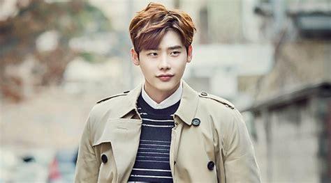 film drama terbaru lee jong suk bersama han hyo joo lee jong suk sebut drama korea w