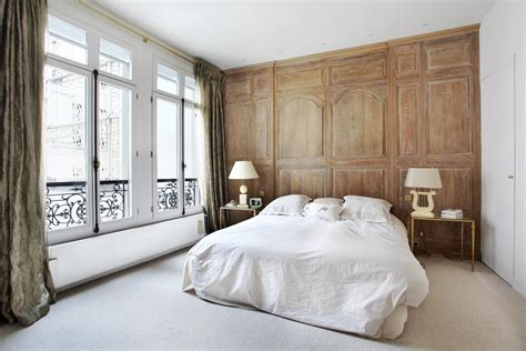 Parisian Bedroom | french interior design the beautiful parisian style