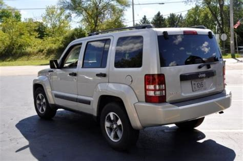 automobile air conditioning repair 2008 jeep liberty engine control find used 2008 jeep liberty sport sport utility 4 door 3 7l in new berlin wisconsin united
