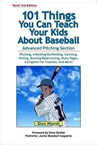 tom gamboa my in baseball books 101 things you can teach your about baseball don