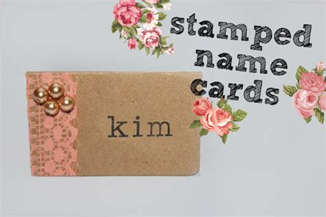Name On Card Gift Card - diy vip table name cards weddingbee