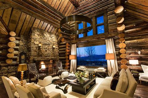 mountain homes interiors 20 breathtaking mountain cabins that will take you to a