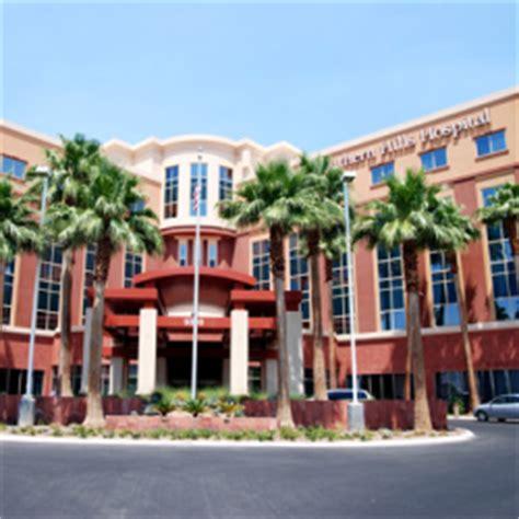 Emergency Room Las Vegas Nv by Southern Hospital In Las Vegas Nv 702 916 5