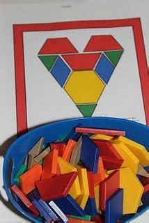 heart pattern block templates 17 best images about pattern blocks on pinterest problem
