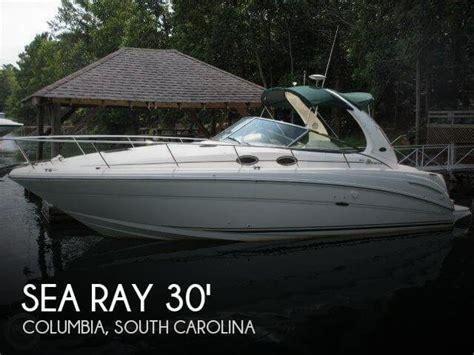 sea ray boats for sale south carolina for sale used 2002 sea ray 300 sundancer in columbia