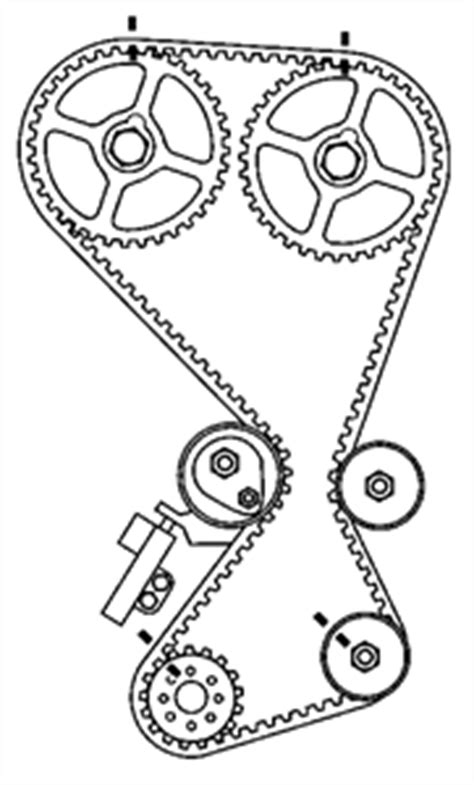 Kia Optima Timing Belt Replacement Solved Need Diagram For Timing Belt On A 04 Kia Optima