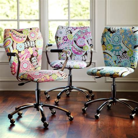 desk chair for room paisley desk chairs paisley