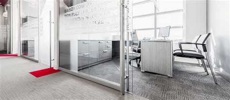 Operable Partitions Office Front Glass Walls Office Doors With Glass