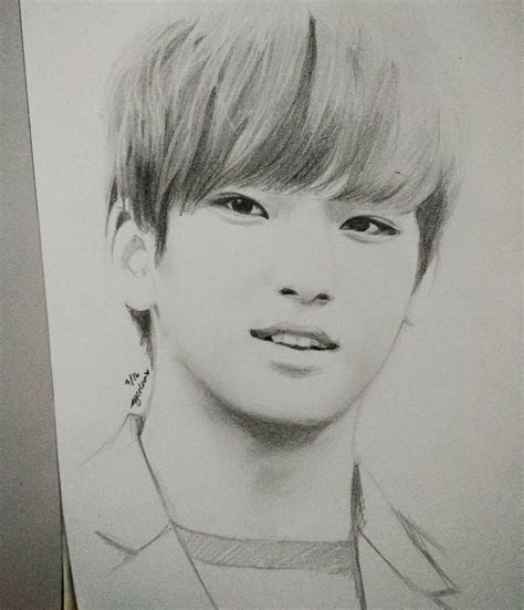 Kpop Sketches by 641 Best Images About Kpop Fanart On