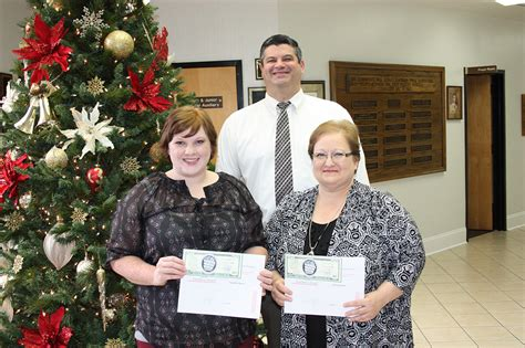 Pch News - employees of the month piggott community hospital