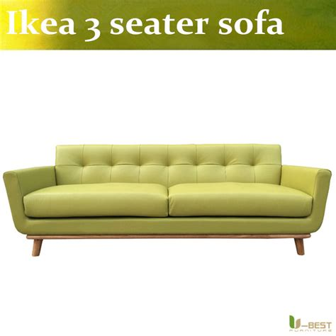 3 Seater Leather Sofa Covers Get Cheap Yellow Leather Sectional Aliexpress
