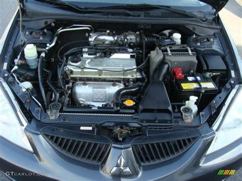 how do cars engines work 2004 mitsubishi lancer on board diagnostic system 2004 mitsubishi lancer es 2 0 liter sohc 16 valve mivec 4 cylinder engine photo 60985915